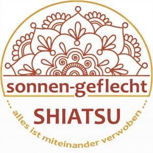 Sonnen-Geflecht Logo SHIATSU